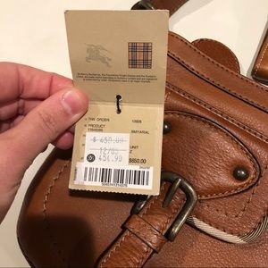 Burberry Bags - Authentic Burberry Purse w/ Matching Wallet